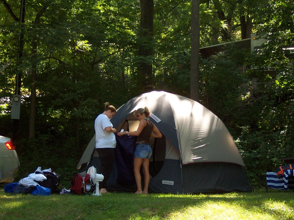 Campground Pictures Conesus Lake Campground